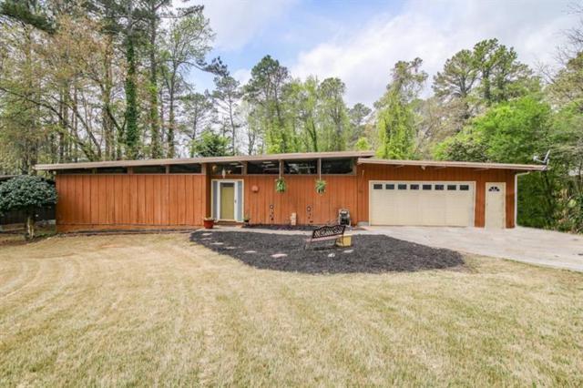 1232 Cedar Park Circle, Stone Mountain, GA 30083 (MLS #5989588) :: Carr Real Estate Experts