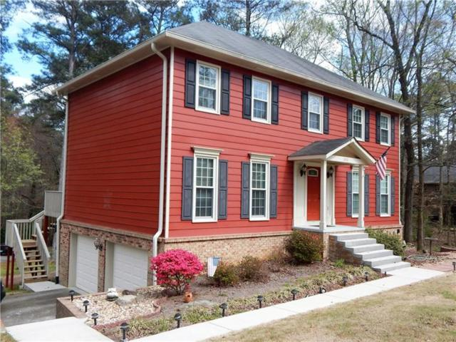 2478 Broad Creek Drive, Stone Mountain, GA 30087 (MLS #5989605) :: Carr Real Estate Experts