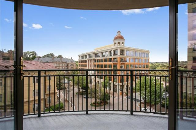 3286 Northside Parkway NW #505, Atlanta, GA 30327 (MLS #5989670) :: Carr Real Estate Experts