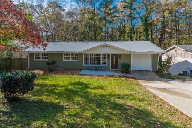 2215 Capehart Circle NE, Chamblee, GA 30345 (MLS #5989695) :: North Atlanta Home Team