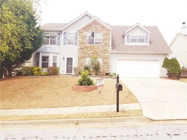 1184 Sydney Pond Circle, Lawrenceville, GA 30046 (MLS #5989770) :: Kennesaw Life Real Estate