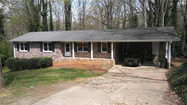 5054 Fitts Drive NE, Roswell, GA 30075 (MLS #5989884) :: Carr Real Estate Experts