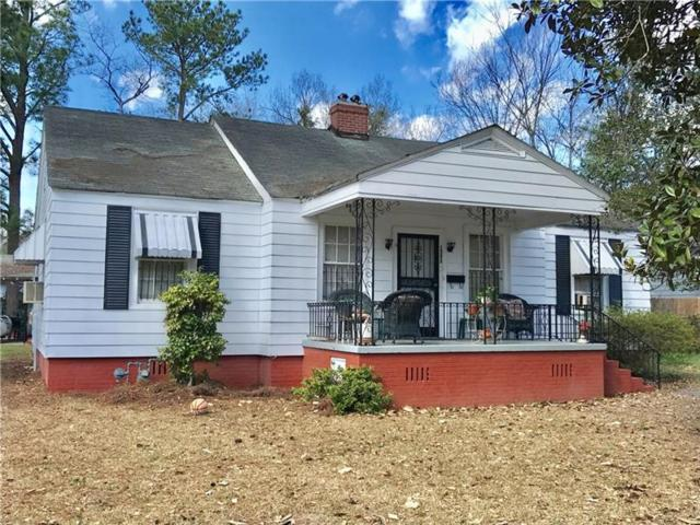 1293 Radio Drive, Macon, GA 31204 (MLS #5989890) :: RE/MAX Paramount Properties