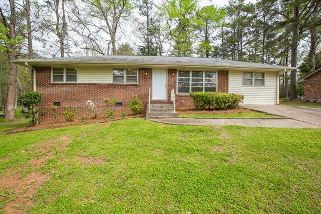 1784 Elmwood Drive, Austell, GA 30106 (MLS #5990951) :: RE/MAX Prestige