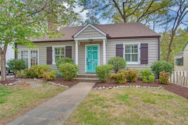 2427 Shenandoah Avenue NE, Atlanta, GA 30305 (MLS #5990976) :: North Atlanta Home Team
