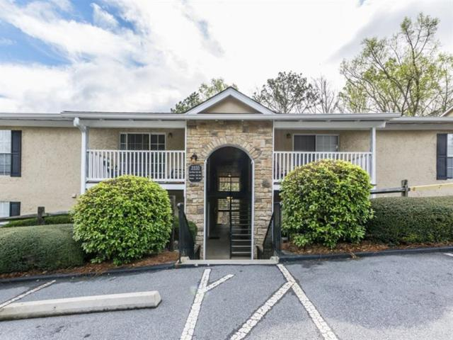 3155 Seven Pines Court #301, Atlanta, GA 30339 (MLS #5990982) :: Kennesaw Life Real Estate