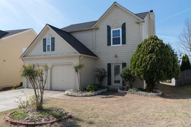 5955 Barrington Lane, Alpharetta, GA 30005 (MLS #5990989) :: Carr Real Estate Experts