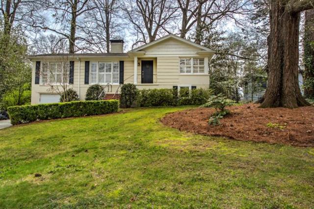 660 Upton Road NW, Atlanta, GA 30318 (MLS #5990996) :: Carr Real Estate Experts