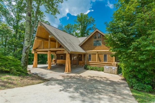 502 Overlook Drive, Blue Ridge, GA 30513 (MLS #5991008) :: Iconic Living Real Estate Professionals