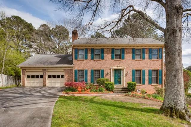 3146 Overlook Terrace, Snellville, GA 30078 (MLS #5991037) :: Carr Real Estate Experts