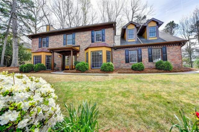 510 Bellfield Court, Roswell, GA 30076 (MLS #5991055) :: North Atlanta Home Team