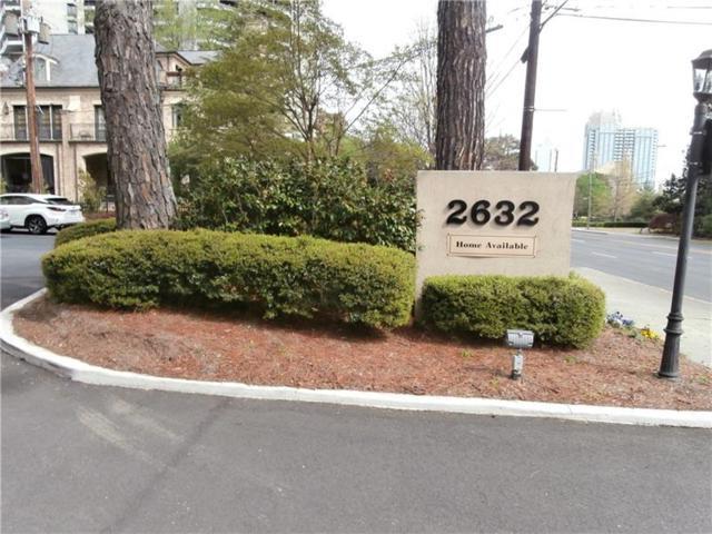 2632 Peachtree Road A 302, Atlanta, GA 30305 (MLS #5991061) :: The Bolt Group