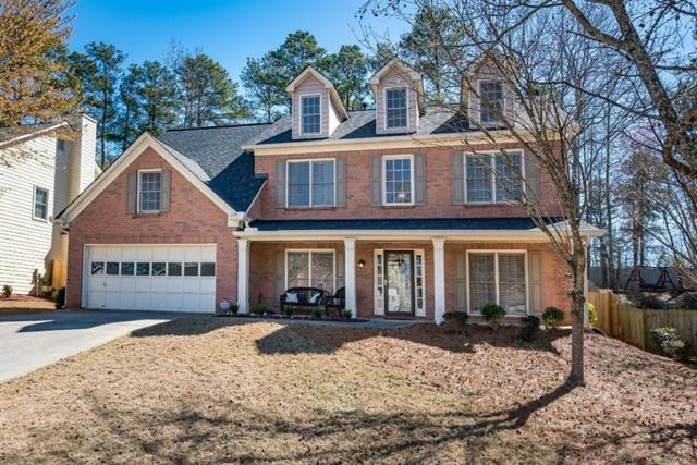 11830 Leeward Walk Circle, Alpharetta, GA 30005 (MLS #5991171) :: Carr Real Estate Experts