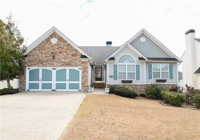 207 Overlook Drive, Dallas, GA 30157 (MLS #5991181) :: Carr Real Estate Experts