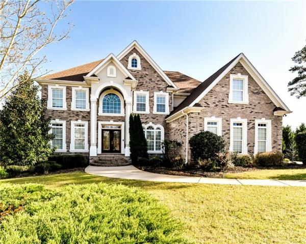1418 Echo Ridge Road, Locust Grove, GA 30248 (MLS #5991224) :: RE/MAX Paramount Properties