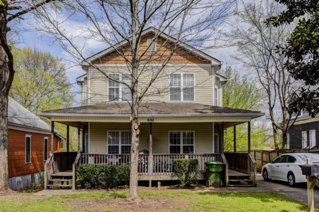 660 Bryan Street SE, Atlanta, GA 30312 (MLS #5991342) :: The Justin Landis Group