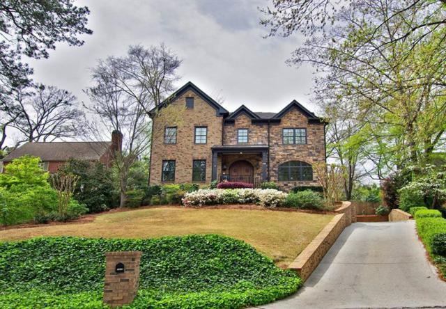 1818 Windemere Drive NE, Atlanta, GA 30324 (MLS #5991395) :: North Atlanta Home Team