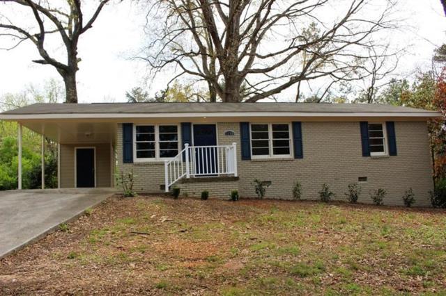 1155 Hurt Road, Austell, GA 30106 (MLS #5991414) :: Carr Real Estate Experts
