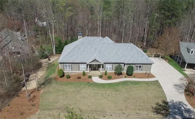 9605 Cove Point, Gainesville, GA 30506 (MLS #5991458) :: Carr Real Estate Experts
