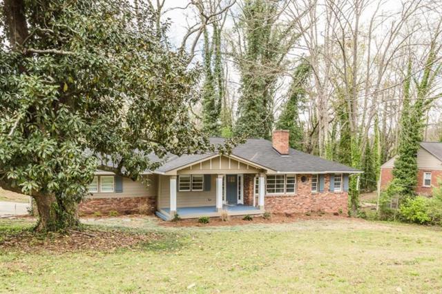 1619 Centra Villa Drive SW, Atlanta, GA 30311 (MLS #5991491) :: Carr Real Estate Experts