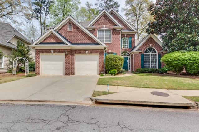 4499 Oakdale Vinings Landing SE, Smyrna, GA 30080 (MLS #5991497) :: RE/MAX Paramount Properties