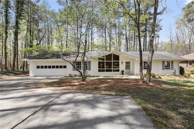 130 Myers Drive, Alpharetta, GA 30009 (MLS #5991516) :: North Atlanta Home Team