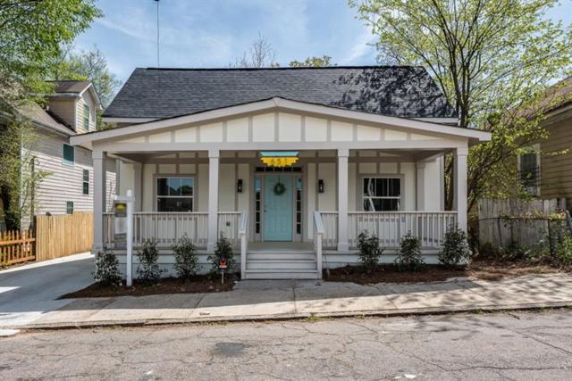 651 Mcdonald Street SE, Atlanta, GA 30312 (MLS #5991535) :: The Justin Landis Group