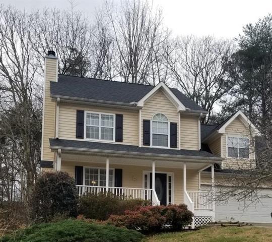 721 Habersham Place, Canton, GA 30115 (MLS #5991562) :: Carr Real Estate Experts