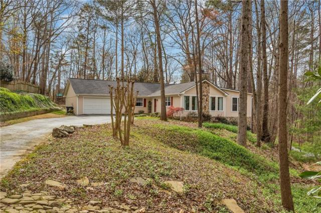 4070 S Berkeley Lake Road NW, Berkeley Lake, GA 30096 (MLS #5991578) :: Kennesaw Life Real Estate