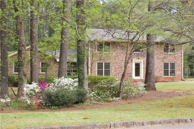 2163 Rosser Place, Smoke Rise, GA 30087 (MLS #5991589) :: Carr Real Estate Experts