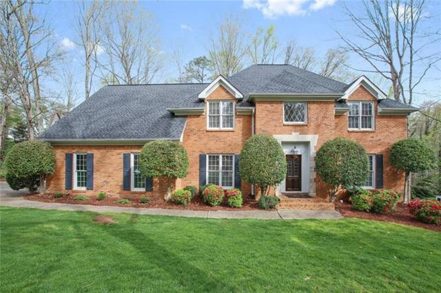 510 Willow View Way, Roswell, GA 30075 (MLS #5991683) :: The Bolt Group