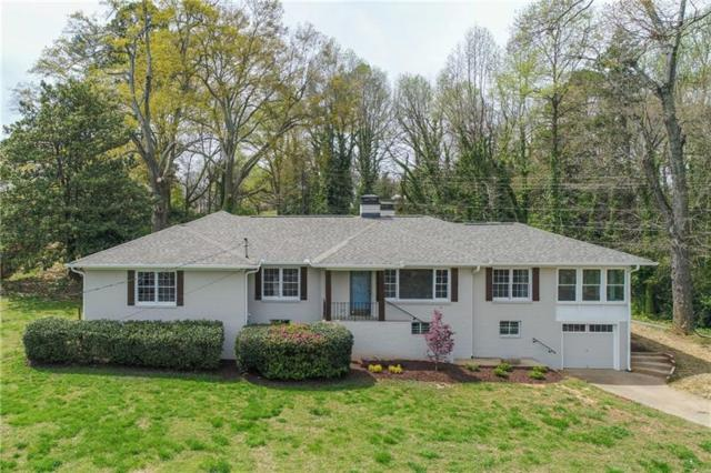 983 Chattahoochee Drive, Gainesville, GA 30501 (MLS #5991705) :: The Russell Group