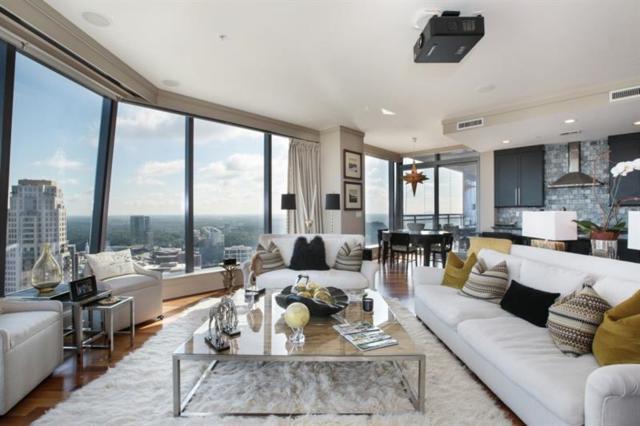 3344 Peachtree Road NE #4002, Atlanta, GA 30326 (MLS #5991785) :: Good Living Real Estate