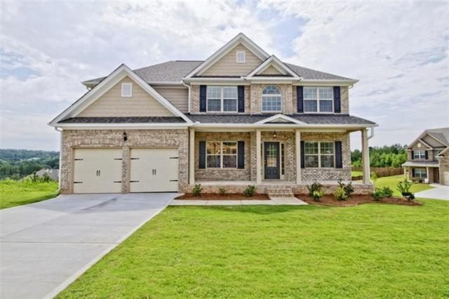 63 Quartz Trace, Dallas, GA 30157 (MLS #5991792) :: RE/MAX Prestige