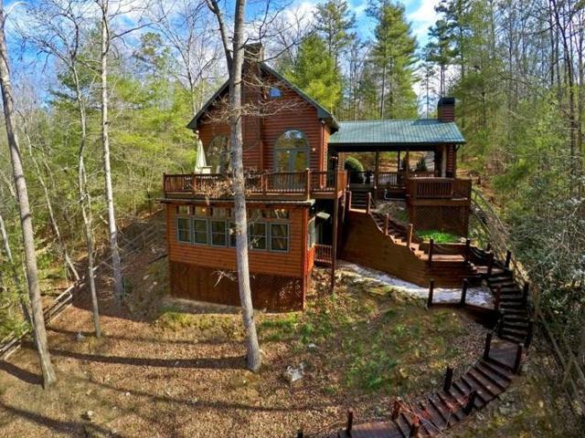 12 Kelly Lake Drive, Ellijay, GA 30536 (MLS #5991885) :: Carr Real Estate Experts
