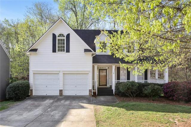 366 Crestview Drive, Dallas, GA 30157 (MLS #5991895) :: The Russell Group