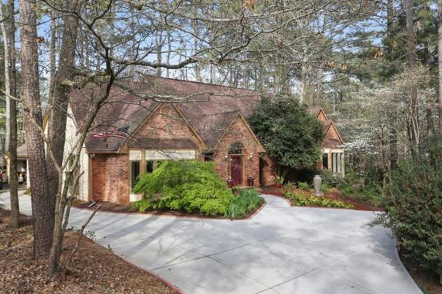2755 Roxburgh Drive, Roswell, GA 30076 (MLS #5991900) :: Carr Real Estate Experts