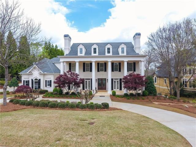 2749 Boddie Place, Duluth, GA 30097 (MLS #5991965) :: The Russell Group