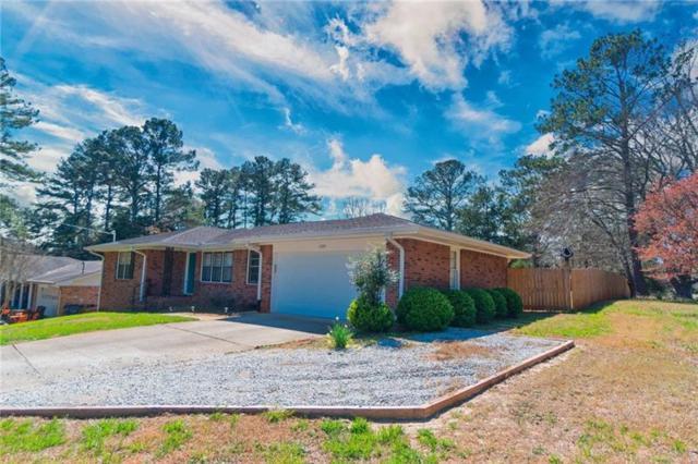 1209 Renee Drive SW, Lilburn, GA 30047 (MLS #5992206) :: Carr Real Estate Experts