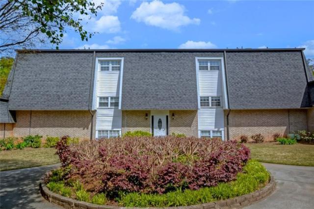 5145 Chemin De Vie #5145, Sandy Springs, GA 30342 (MLS #5992241) :: Carr Real Estate Experts