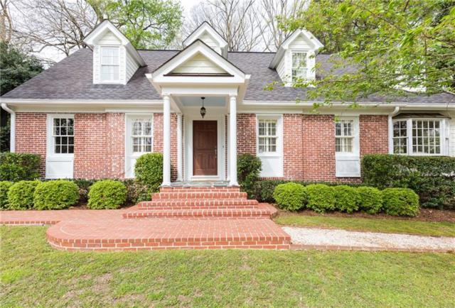 1852 Colland Drive NW, Atlanta, GA 30318 (MLS #5992250) :: Carr Real Estate Experts