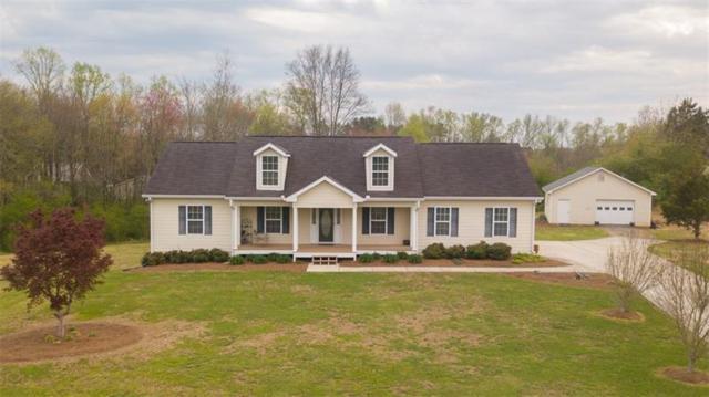 148 Freeland Farm Drive, Dawsonville, GA 30534 (MLS #5992325) :: North Atlanta Home Team