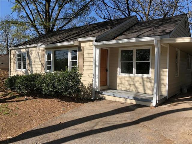 2150 Kennesaw Way, Smyrna, GA 30080 (MLS #5992343) :: Carr Real Estate Experts