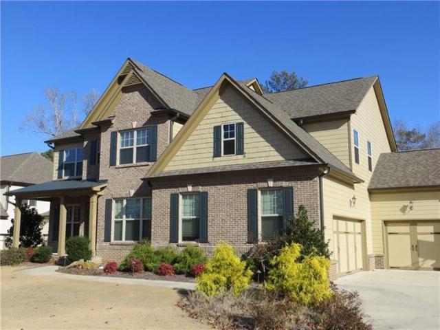850 Hickory Shoals Road NW, Marietta, GA 30064 (MLS #5992360) :: Carr Real Estate Experts