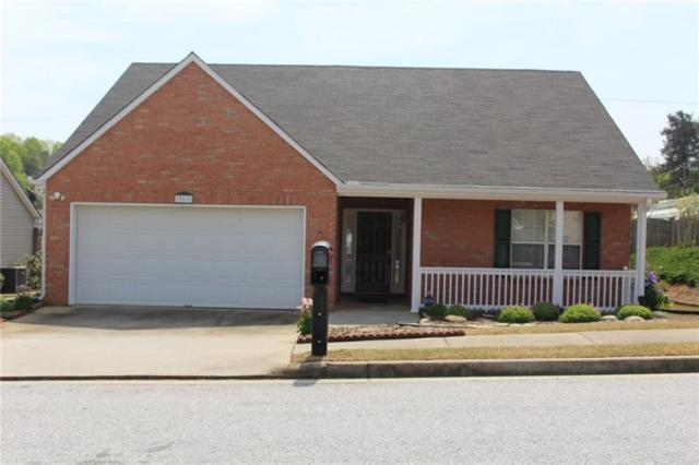 763 Jacoby Drive, Loganville, GA 30052 (MLS #5992394) :: The Bolt Group