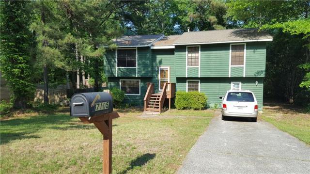 7105 Hania Drive, Fairburn, GA 30213 (MLS #5992502) :: The Russell Group