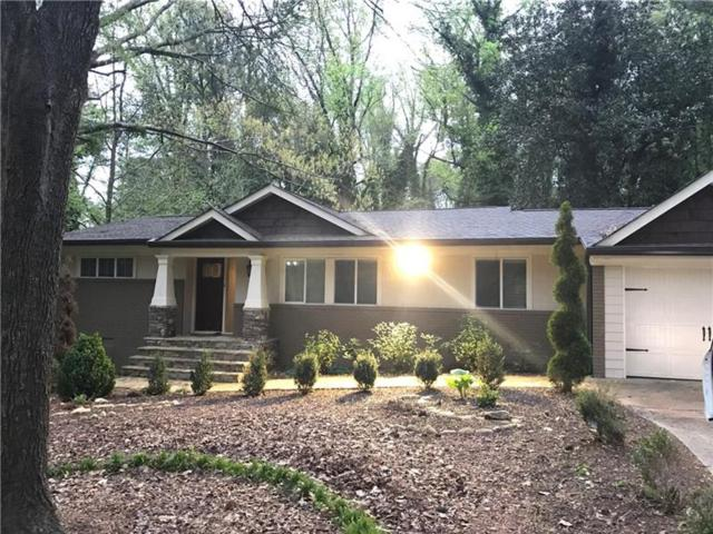 435 Hammond Drive, Atlanta, GA 30328 (MLS #5992568) :: Carr Real Estate Experts