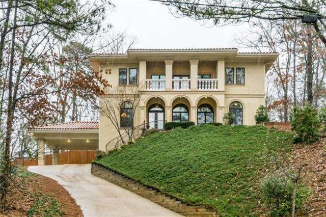 510 Hunters Crossing Drive NE, Atlanta, GA 30328 (MLS #5992662) :: Carr Real Estate Experts