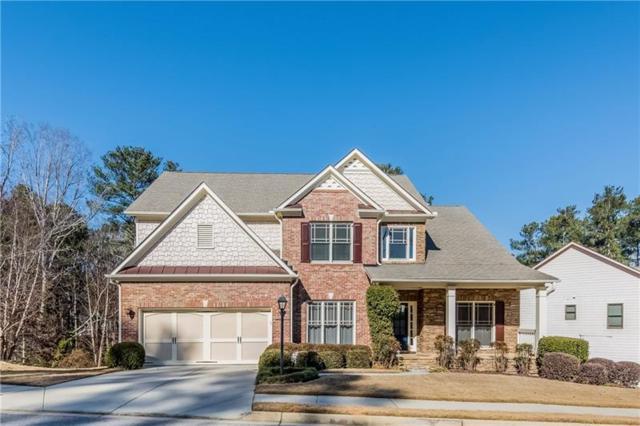 1492 Theory Way, Tucker, GA 30084 (MLS #5992721) :: Carr Real Estate Experts