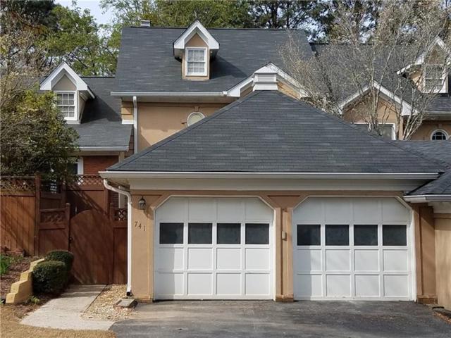 741 Olde Towne Lane, Marietta, GA 30068 (MLS #5992747) :: Todd Lemoine Team